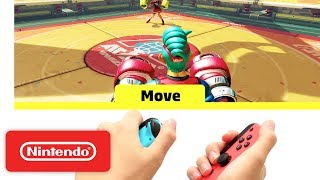 ARMS: Movement 101 - Nintendo Switch