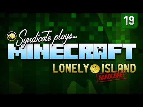 Minecraft: The Deadly Nether! - Lonely Island (Hardcore) - Part 19 - Smashpipe Games