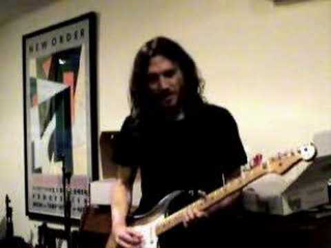 Baixar John Frusciante - Dani California (Part 1)