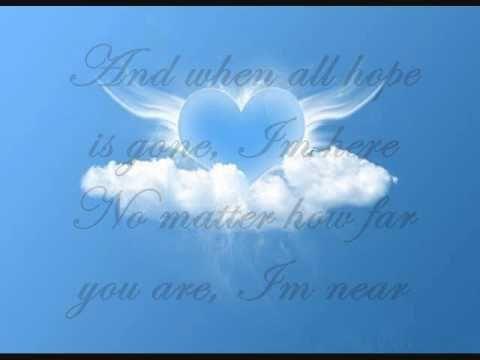 Celine Dion-I'm Your Angel (Lyrics)