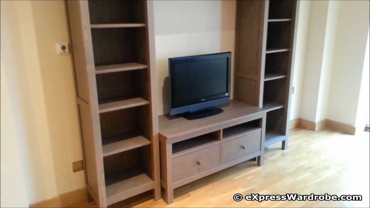 Ikea Hemnes Bedroom Living Room Furniture Design Youtube