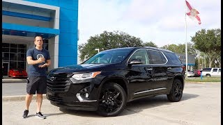 Is the 2019 Chevy Traverse the BEST 3-Row SUV for the MONEY?