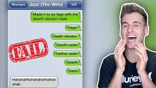 Most Hilarious Autocorrect Text Fails