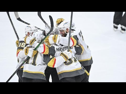 Breaking down game 5 of Golden Knights and Colorado Avalanche