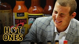 Anthony Rizzo On Chicago Cubs Rivalries & Baseball Superstitions While Eating Spicy Wings   Hot Ones