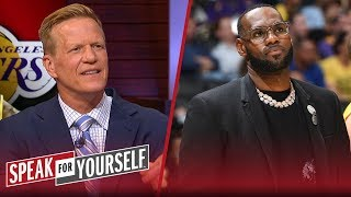LeBron's reaction to Magic leaving Lakers was disingenuous - Ric Bucher   NBA   SPEAK FOR YOURSELF