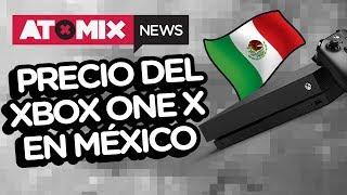 El precio del Xbox One X en México – #AtomixNews [21/08/17]