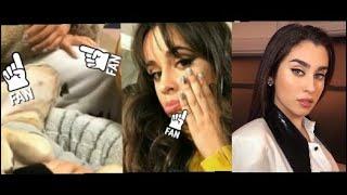 Camila Cabello in Lauren Jauregui ig story