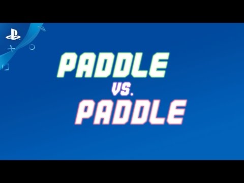 Paddle Vs. Paddle Video Screenshot 1