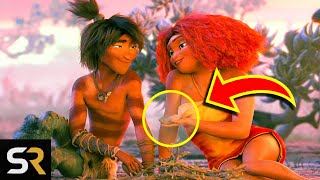 25 Things You Missed In Croods 2