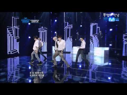 120705 Super Junior - From U + Sexy, Free & Single + 全SJ CUT [特繁]
