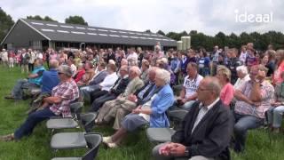 Straaljagers bij herdenking bommenwerper