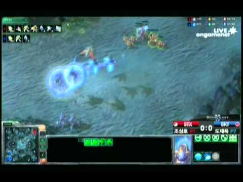 SPL [8.5] Trap (STX) vs BeSt (SKT) 3set / WCS Entombed Valley