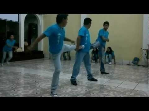Coreografia Cristiana Locos por Jesus -Tercer Cielo