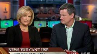 "Mika Brzezinski, ""Morning Joe"" Respond To ""View"" Vibrator Challenge"
