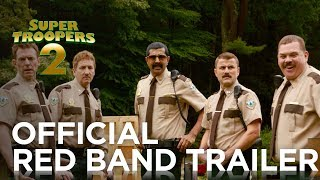 SUPER TROOPERS 2: OFFICIAL RED B HD