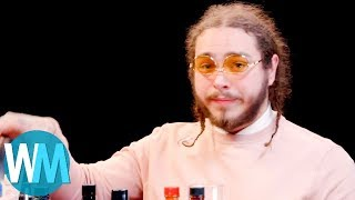 Top 10 Funniest Post Malone Moments!