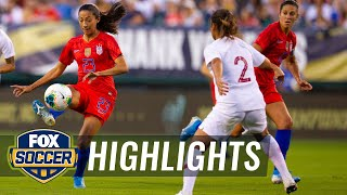 90 in 90: United States vs. Portugal   2019 Victory Tour Highlights