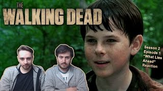 "The Walking Dead Season 2 Episode 1 Reaction ""What Lies Ahead"""