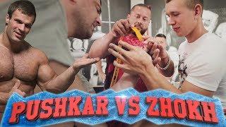 Zhokh and Pushkar left Tsyplenkov with nothing