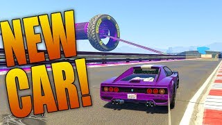 Grand Theft Auto 5 Multiplayer - NEW CHEETAH CLASSIC (From GTA Vice City)