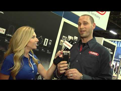 Abus Live! at Interbike 2015