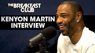 Kenyon Martin On Playing In The BIG3 With Allen Iverson & Why The NBA Has Gone Soft