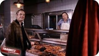 Der Ganz-Okay-Man beim Metzger