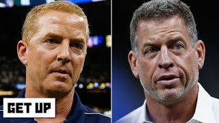 Troy Aikman rips the Cowboys for not allowing Jason Garrett to do his job   Get Up
