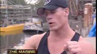The Marine Fight Scenes