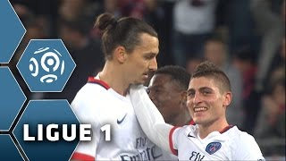 Goal Zlatan IBRAHIMOVIC (36') / SM Caen - Paris Saint-Germain (0-3)/ 2015-16