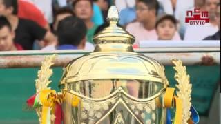 """Trận """"chung kết"""" Sài Gòn Xuân Thành - T&T Hà Nội"""