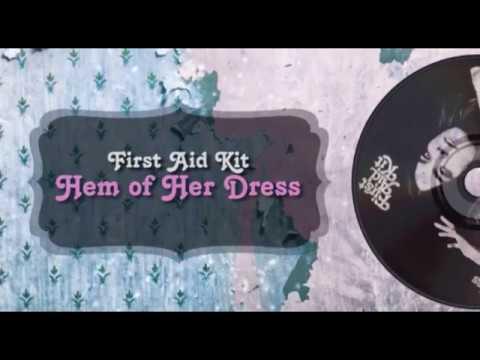 Hem of Her Dress
