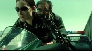 The Matrix Reloaded: Trinity on Ducati 996