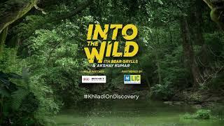 Promo: Into The Wild with Bear Grylls and hero Akshay Kuma..