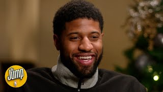Paul George opens up about the Clippers trade in exclusive interview with Rachel Nichols | The Jump
