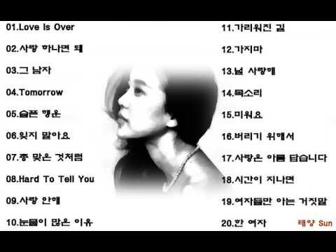백지영 발라드 모음 20곡