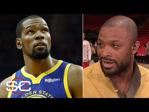PJ Tucker opens up about the Rockets losing to Warriors with Kevin Durant out | SportsCenter