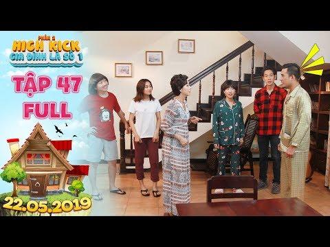 Gia đình là số 1 Phần 2 | tập 47 full: Minh Ngọc bỏ trốn khỏi nhà vì ông Tài