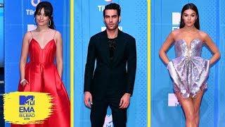 Best Dressed & Craziest Looks   MTV EMAs 2018