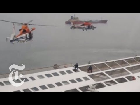 South Korea Ferry Disaster: Deserting the Ship | Times Minute 4/18/14 | The New York Times