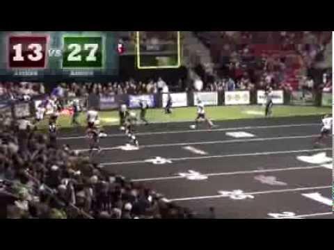 IFL: Nebraska Danger vs Bemidji Axemen 2014