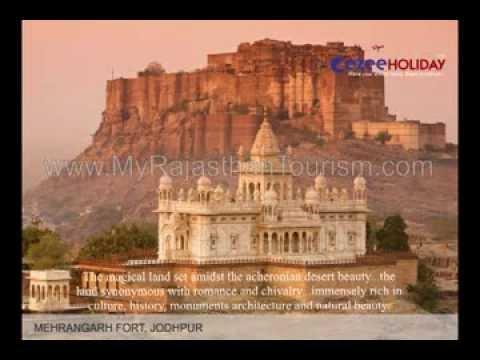 Forts of Rajasthan, Fort in Rajasthan, MyRajasthanTourism.com