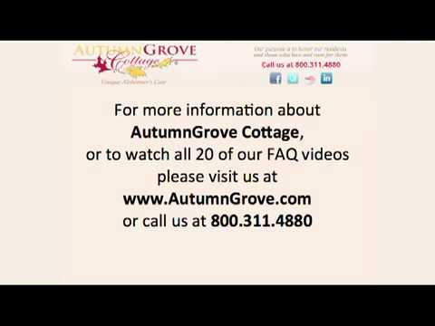 Video 2  Does Long Term Care Insurance pay for my loved one%27s stay at AutumnGrove Cottage%3F