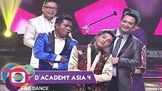 GA NYANGKA!!! Dewan Juri Ketagihan Goyang ABC Dance!! - DA Asia 4