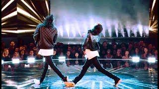 Les Twins World of Dance 2017 Full Performance (Semi-Final 26.07.17)