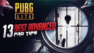 Top 13 Best Advanced Pro Tips and Tricks PUBG LITE (PC)