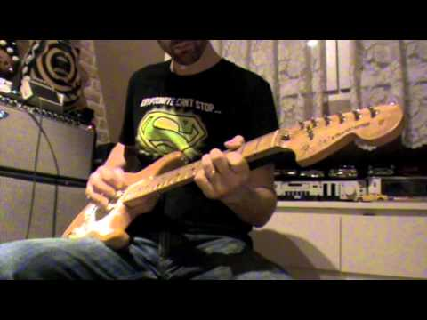 FENDER Stratocaster 1973 - How does it sound?