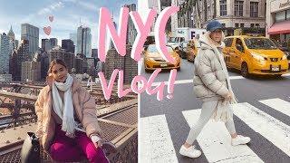 NEW YORK! | VLOG! | Sophia and Cinzia