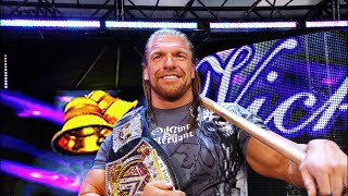 Triple H crashes Edge and Vickie Guerrero's wedding: SmackDown, July 18, 2008